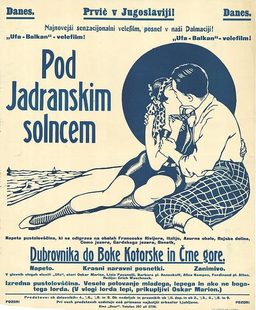film or -- Pod jadranskim solncem -Kocjan?i?, Peter (avtor), 1925 | Flickr - Photo Sharing!