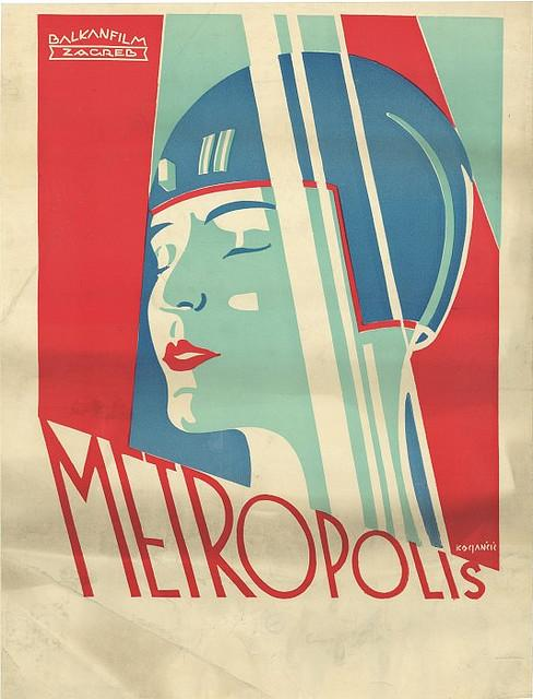 film - Metropolis -Kocjan?i?, Peter (avtor), 1926 | Flickr - Photo Sharing!