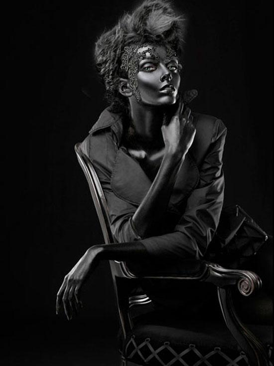 Couture Chair Photos by Paco Peregrin
