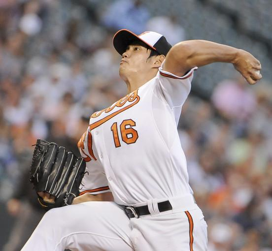 Wei-Yin Chen shines in Orioles' 5-2 win over Yankees - baltimoresun.com