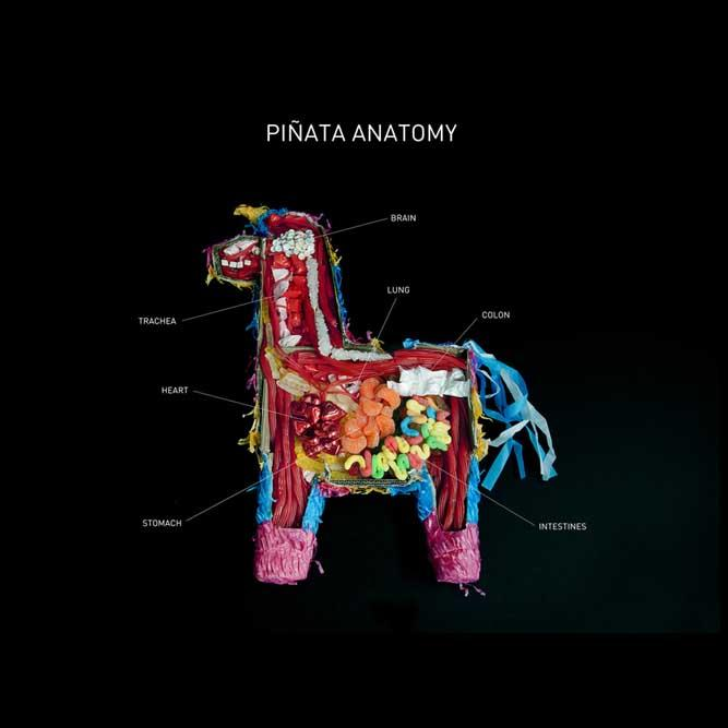 Wow! Check this out - The Anatomy of a Candy Piñata