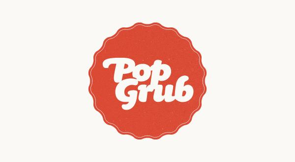 Pop Grub on Branding Served