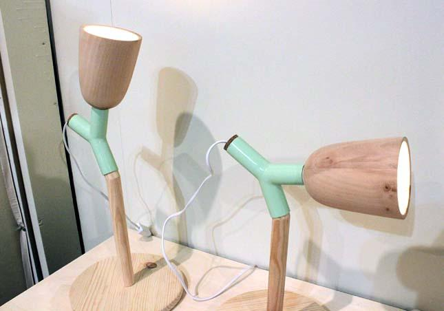 SALONE MILAN 2012: SALONE INTERNAZIONALE DEL MOBILE - SaloneSatellite: Y-Lamp - Monic Thurne - Core77