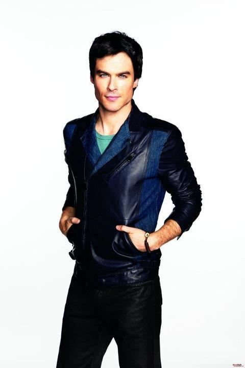 The Vampire Diaries » Ian Somerhalder pro InStyle Man Russia