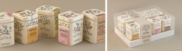 Artea | Tea package