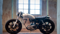 Farmer's Racer – A new take on garage built and barn find. | Iron & Air