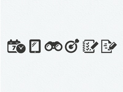 More Office Icons by Scott Dunlap