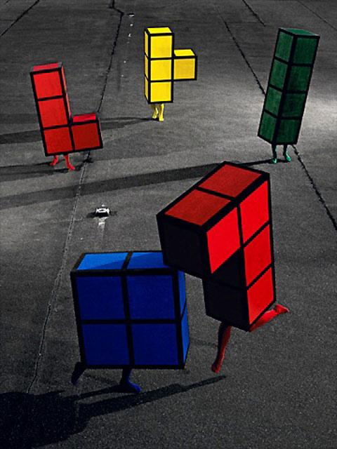 Reenactments of video games by Patrick Runte — Lost At E Minor: For creative people