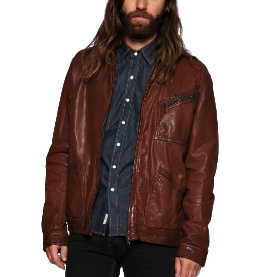 Lee 101 Leather Jacket. discount sale voucher promotion code | fashionstealer
