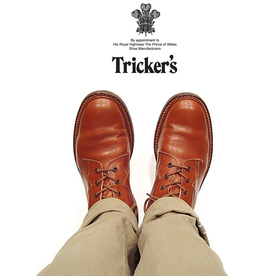 Trickers discount sale voucher promotion code | fashionstealer