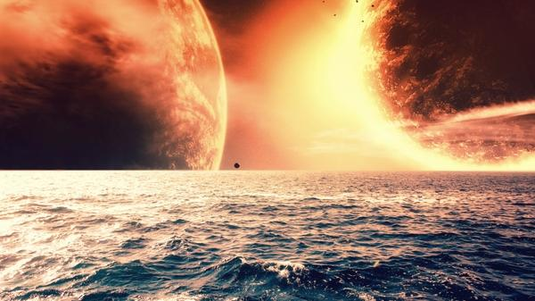 sea,water water sea planets 1920x1080 wallpaper – Planets Wallpaper – Free Desktop Wallpaper