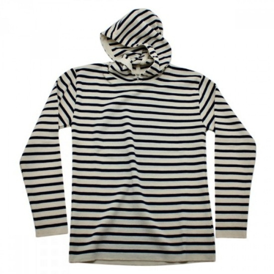 SNS Herning Striped Hoodie Naval Sweater discount sale voucher promotion code | fashionstealer