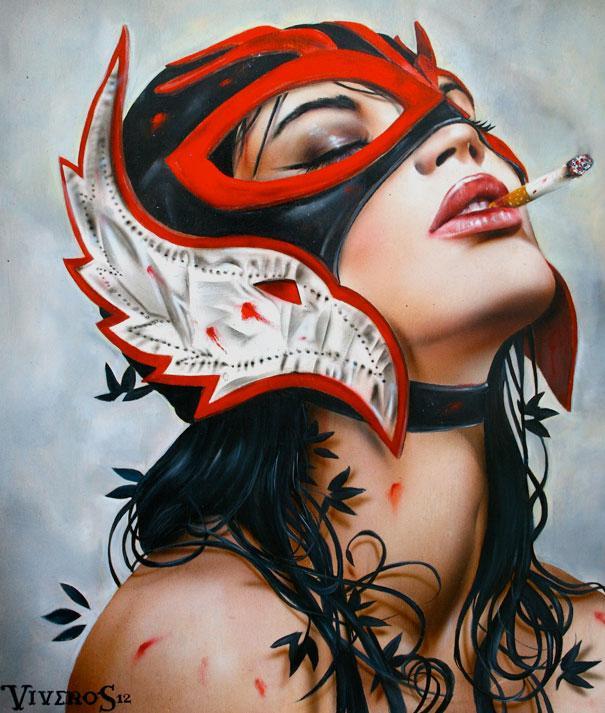 LUCHA VIVEROS | Brian M. Viveros