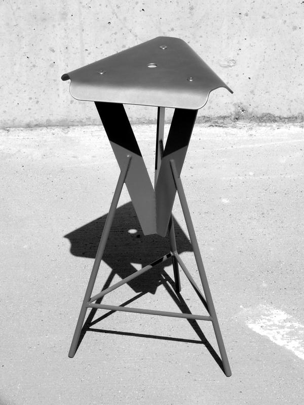 Kyle Chambers | Bent Lam Chair – RISD | Industrial Design