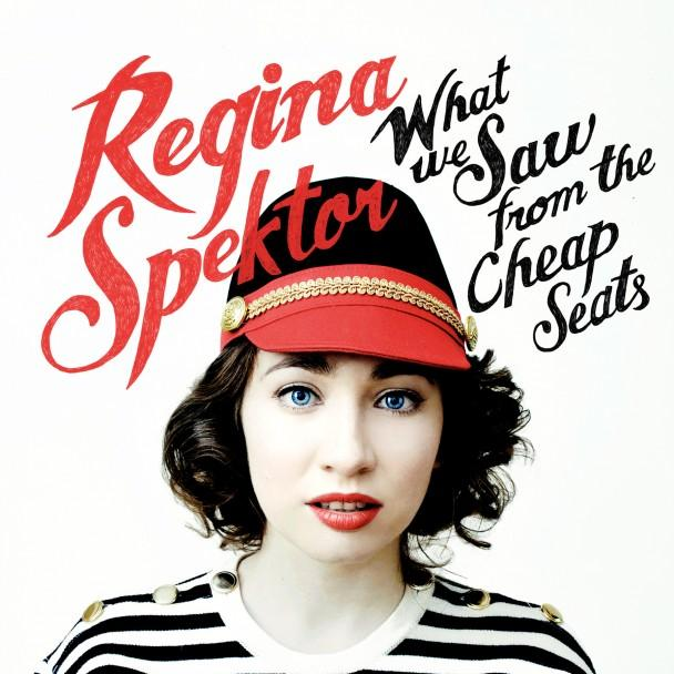 Regina-Spektor-What-We-Saw-From-The-Cheap-Seats-608x608.jpg (JPEG Image, 608 × 608 pixels)