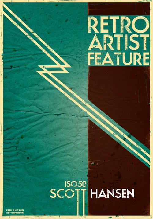 20 Creative Typographic Poster Designs | Mystrious
