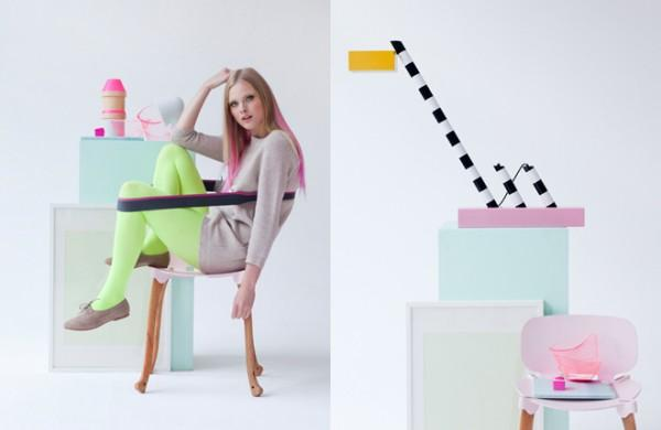 Fluorescent Meets Pastel | Trendland: Fashion Blog & Trend Magazine