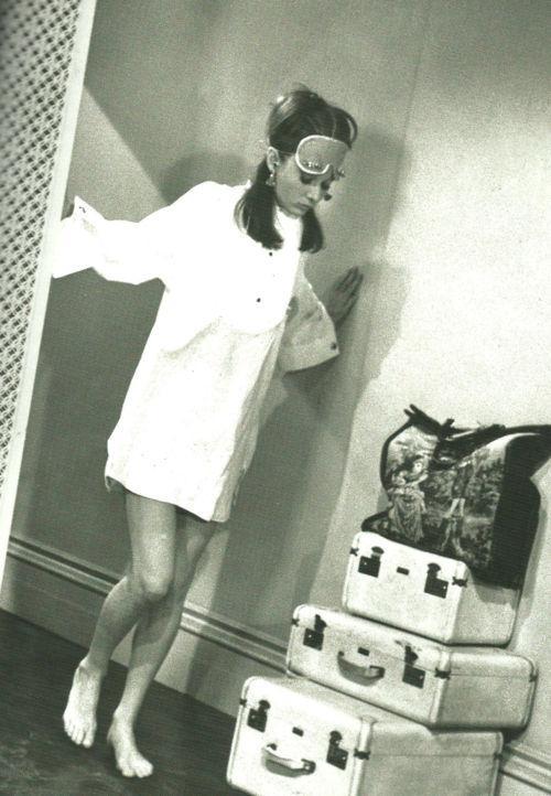 V0dka-Soda - Audrey Hepburn in Breakfast At Tiffany's (1961).