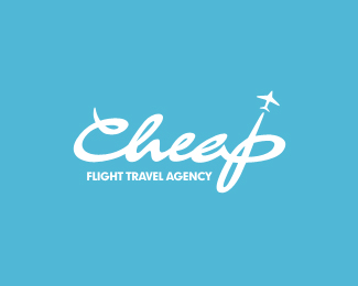 Cheap Flight Travel Agency by ancitis