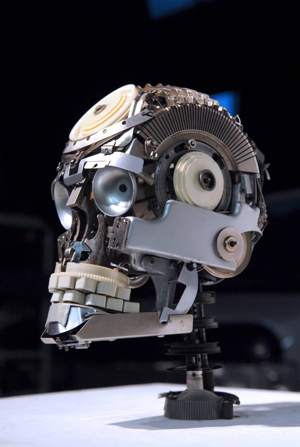 Typewriter skull - Boing Boing