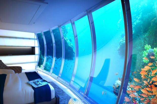 Dubai Underwater Hotel – Fubiz™