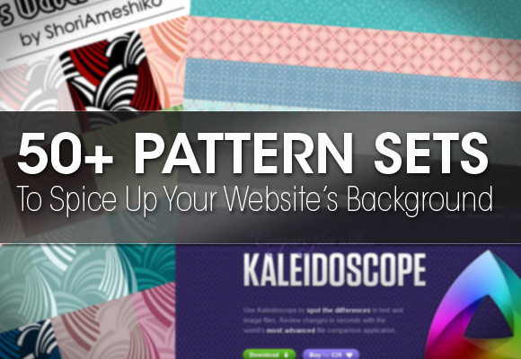 50+ Pattern Sets To Spice Up Your Website's Background | Onextrapixel - Showcasing Web Treats Without A Hitch