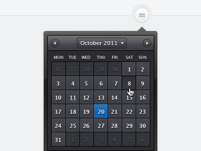 Calendar by Fabio Basile