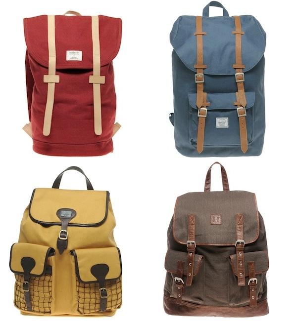 Backpack Sandqvist Herschel Barbour Asos discount sale voucher promotion code | fashionstealer