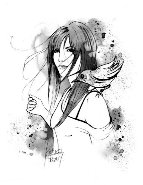 shu84: Jessica Trouy Art