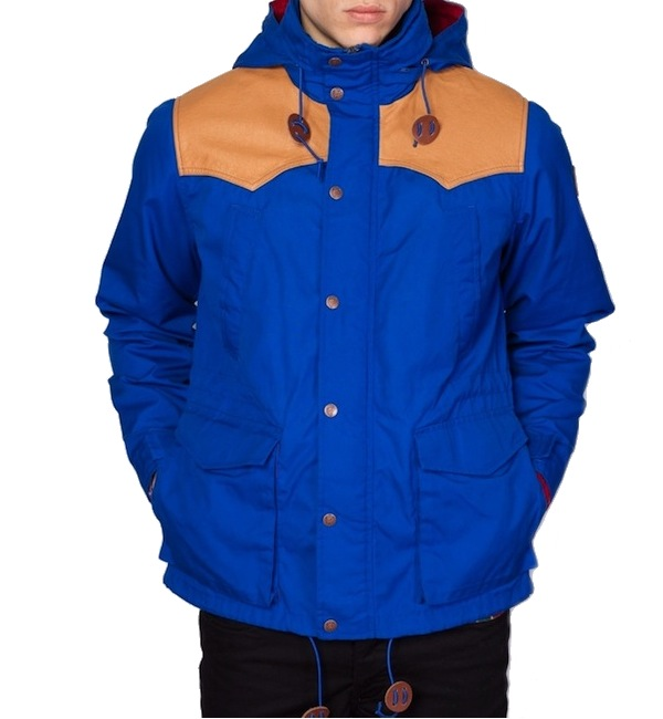 Penfield Lakeville Jacket in Cobalt discount sale voucher promotion code | fashionstealer