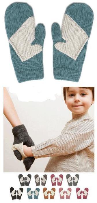 genius. / mommy mittens