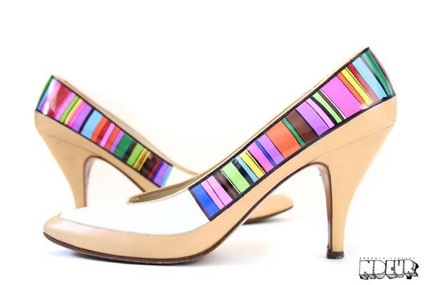 Custom shoes Â« Ndeur From Le Creativ Sweatshop