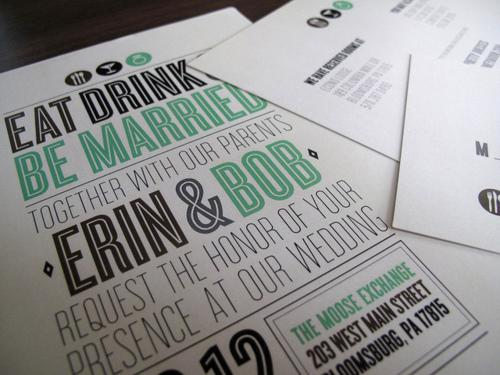 by9: Eat, Drink & Be Married by Texecution... -