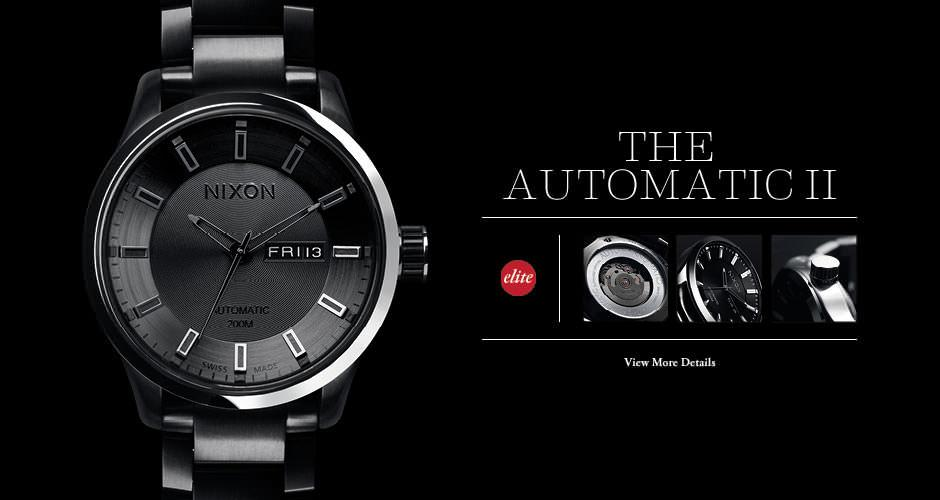 Nixon | Men's Watches and Premium Accessories | Nixon.com