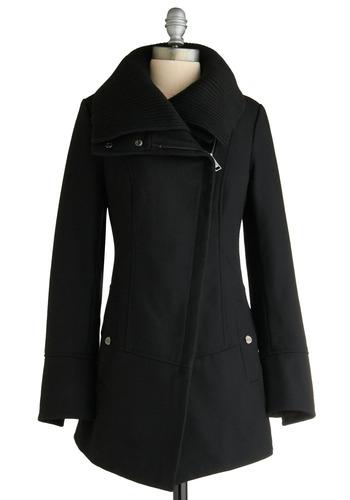 Diagonal Alley Coat | Mod Retro Vintage Coats | ModCloth.com