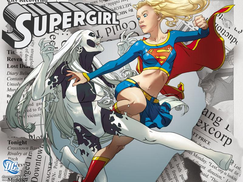 Supergirl 34 - Free Download Wallpaper Games - Daily Free Games Wallpaper on DailyFreeGames.com