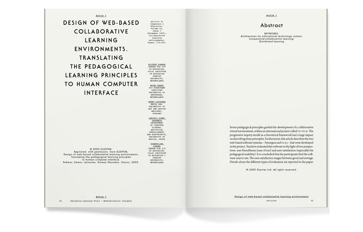 Designing Learning Tools : Mikko Varakas