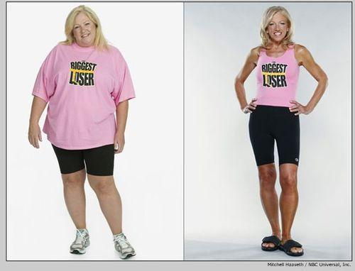 The outrage over Helen winning Biggest Loser - Shrinking Sisters