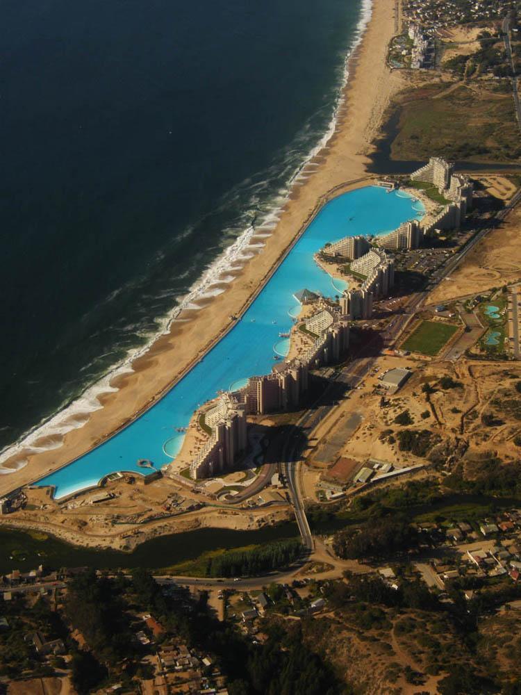 San Alfonso del Mar – Biggest Swimming Pool @ ShockBlast