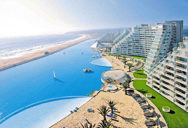 San Alfonso del Mar – Biggest Swimming Pool @ ShockBlast