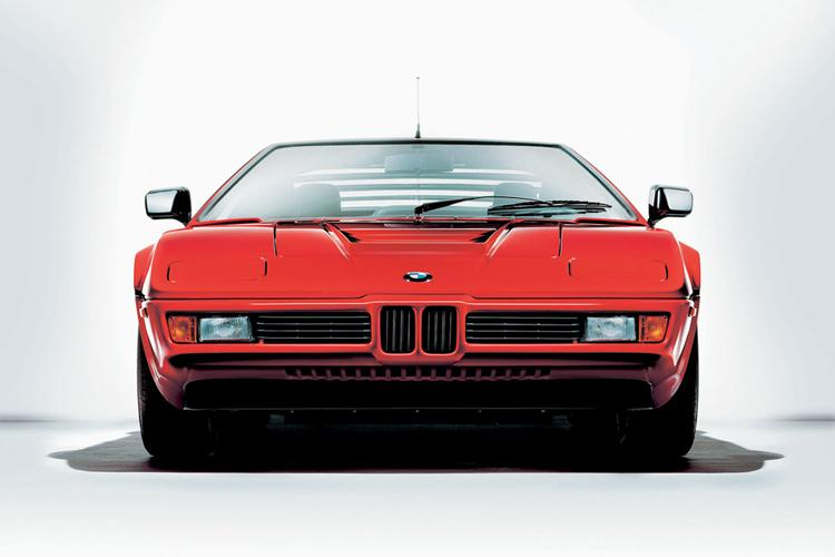 40 years of BMW M-series @ ShockBlast