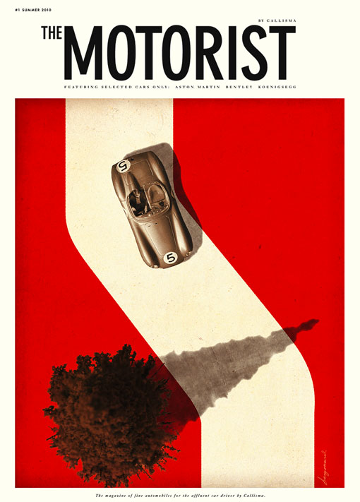 design work life » Jonas Bergstrand: The Motorist