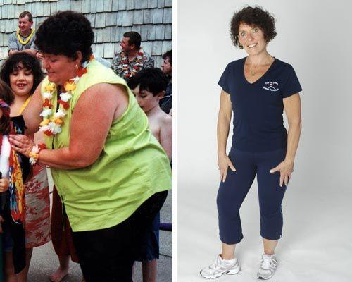Dropping LBs: Denise Fontana of Lindenhurst lost 150 pounds