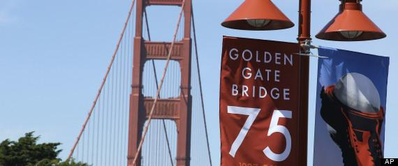 Golden Gate Bridge Anniversary: Engineers A Marvel Unto Themselves (SUBMIT YOUR OWN PHOTOS)