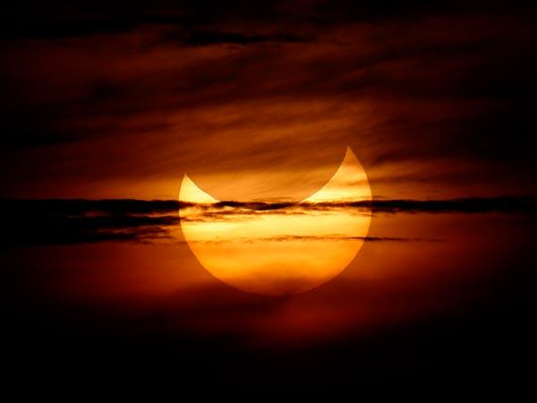 Solar Eclipse Pictures: 2012