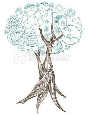 World Tree | Stock Illustration | iStock