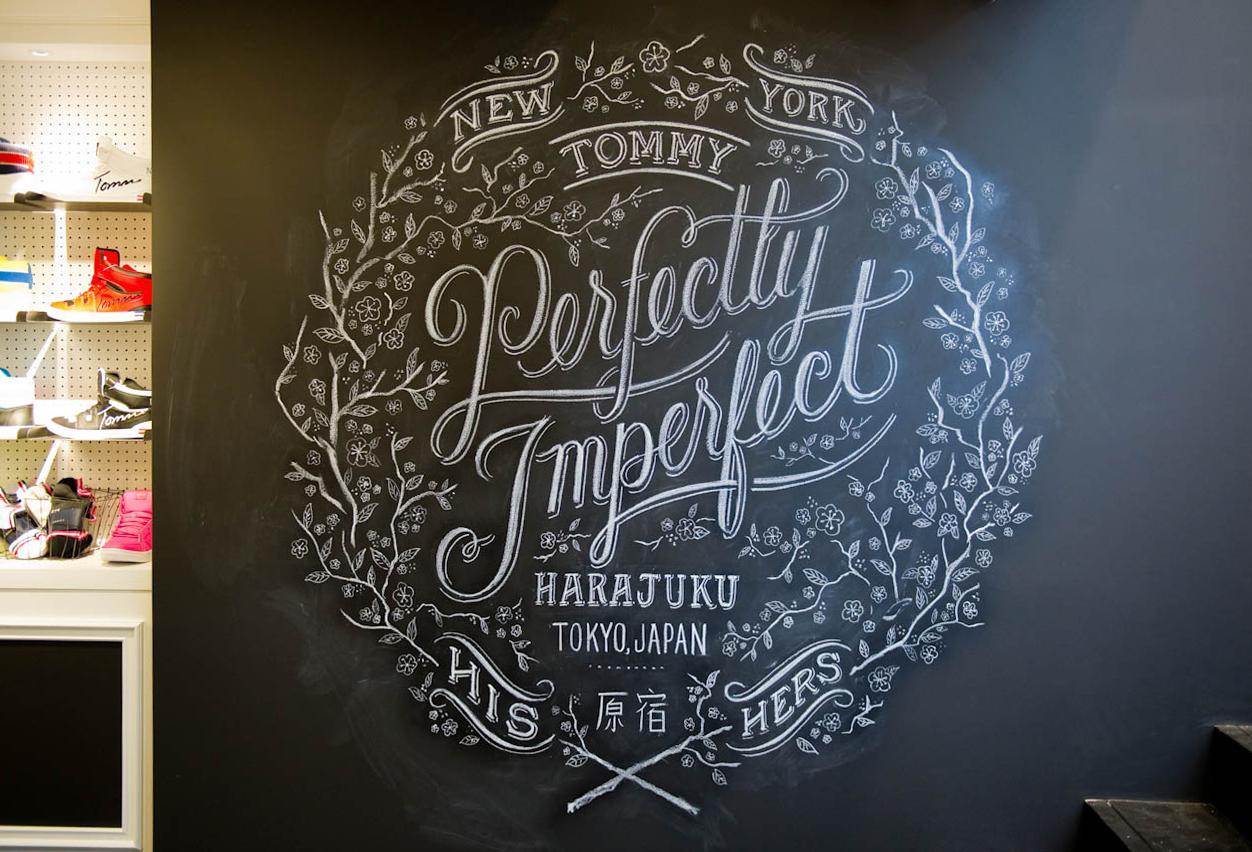 Dana Tanamachi | Custom Chalk Lettering - Chalk