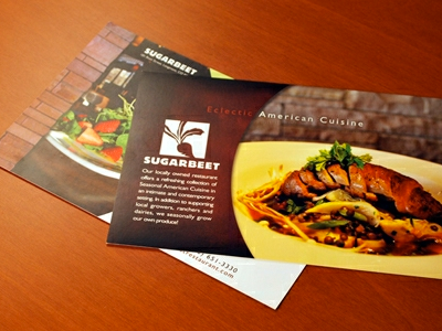 Subarbeet Print Collateral by BKMedia Group