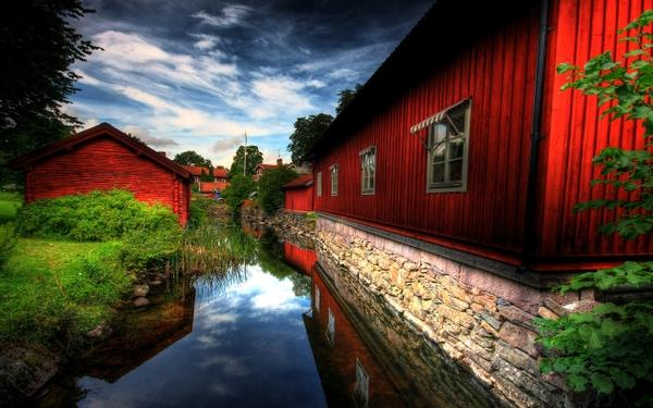 landscapes,photography landscapes photography buildings village 2560x1600 wallpaper – Landscapes Wallpaper – Free Desktop Wallpaper