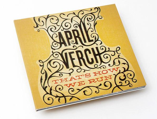 April Verch // CD Art Direction